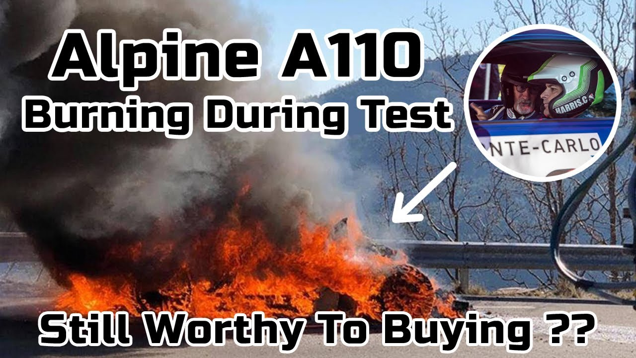 hot news alpine a110 was burn during tested by top gear still worthy to buying youtube. Black Bedroom Furniture Sets. Home Design Ideas