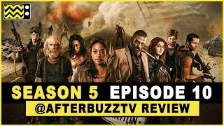 Z Nation Season 5 Episode 10 Review & After Show