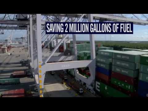 Sustainability | Georgia Ports Authority | Spyhop Productions