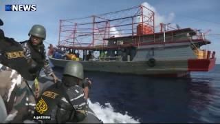 Argentina và Indonesia nổ súng bắn tàu Trung Quốc xâm lấn trái phép - Tấm gương cho Việt Nam