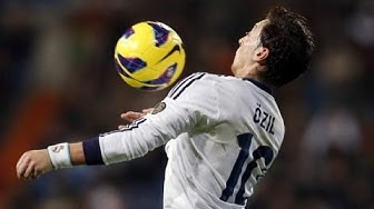 The Magical Mesut Özil ● Real Madrid Dribbling Passing  HD 