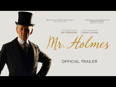 Mr. Holmes - Official Trailer (HD)