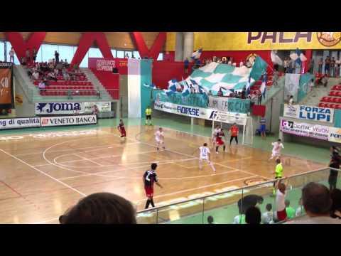 Alter Ego Luparense – Promomedia Sport Five Putignano – Futsal Gara-3 Playoff: 6-1