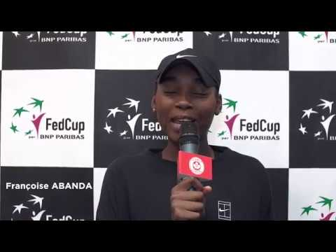 I love Fed Cup because...