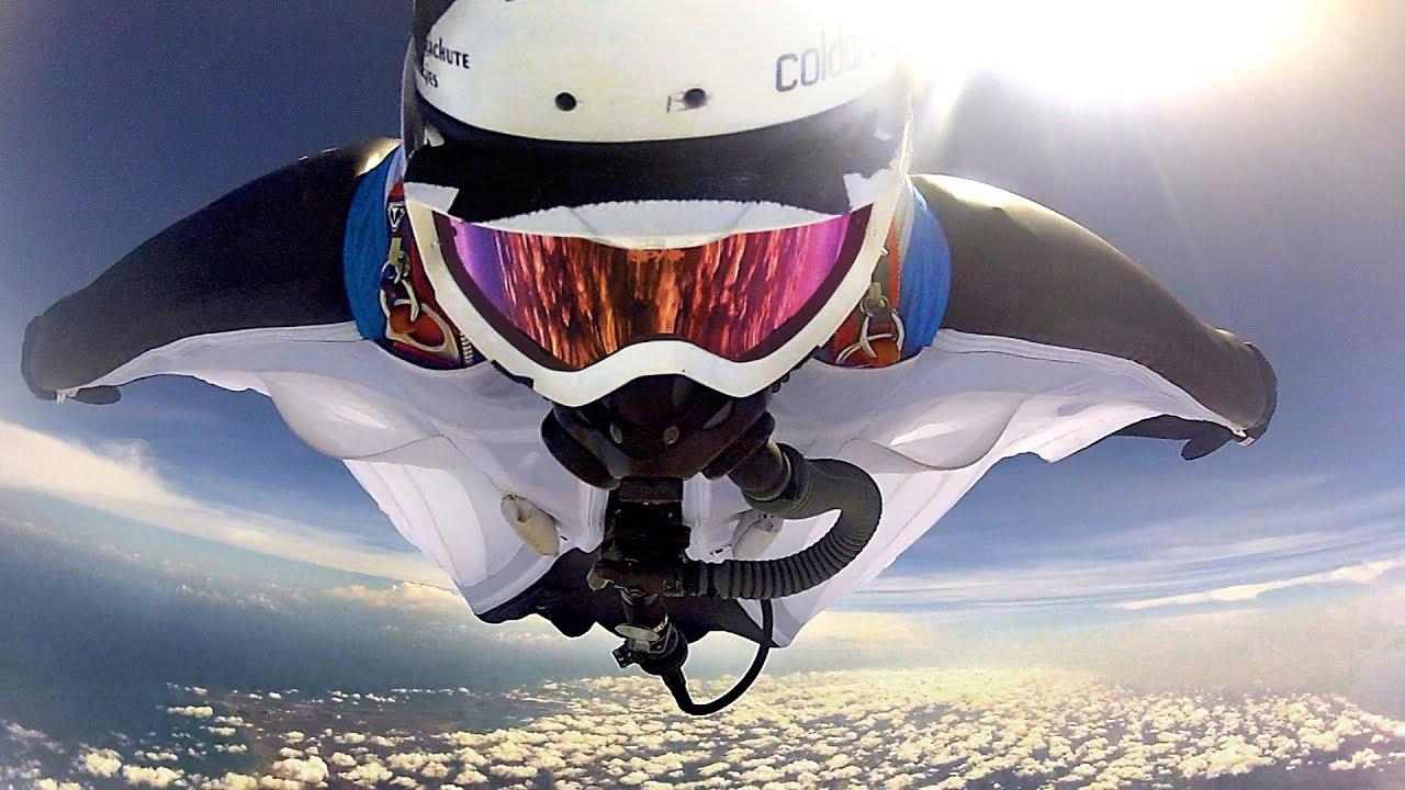 halo skydiving wallpaper