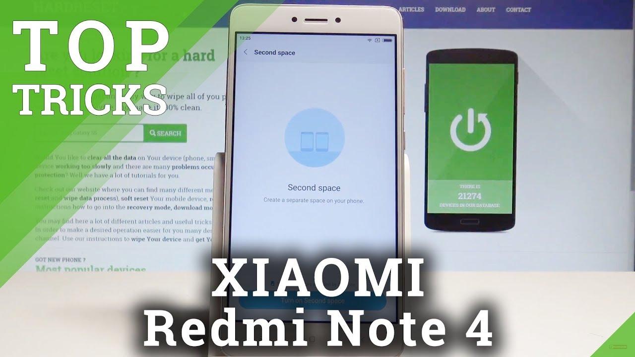 Xiaomi Redmi Note 4 Tips And Tricks: Top Tricks XIAOMI Redmi Note 4