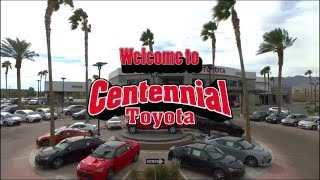 Centennial Toyota Las Vegas Dealership Tour
