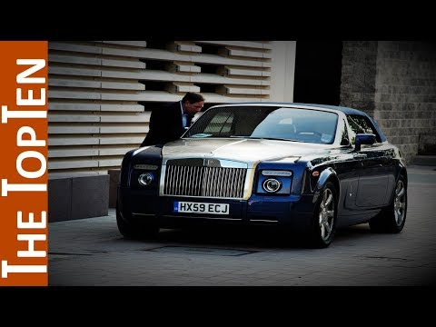 The Top Ten Most Expensive Rolls-Royce Cars