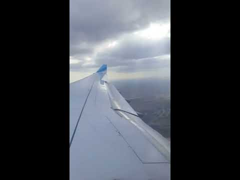Landing in Havana, Flight EW 0188, CGN to HAV, D-AXGA, A330-200