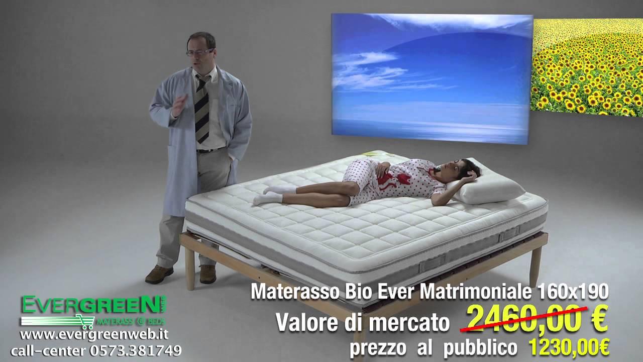 Evergreen Materassi.Intro Materasso Bio Ever Youtube