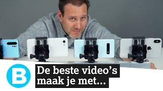 TEST: Welke telefoon maakt de mooiste video's?
