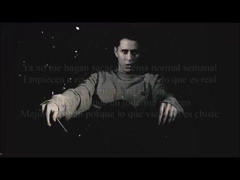 Canserbero - Advertencia (con Letra)