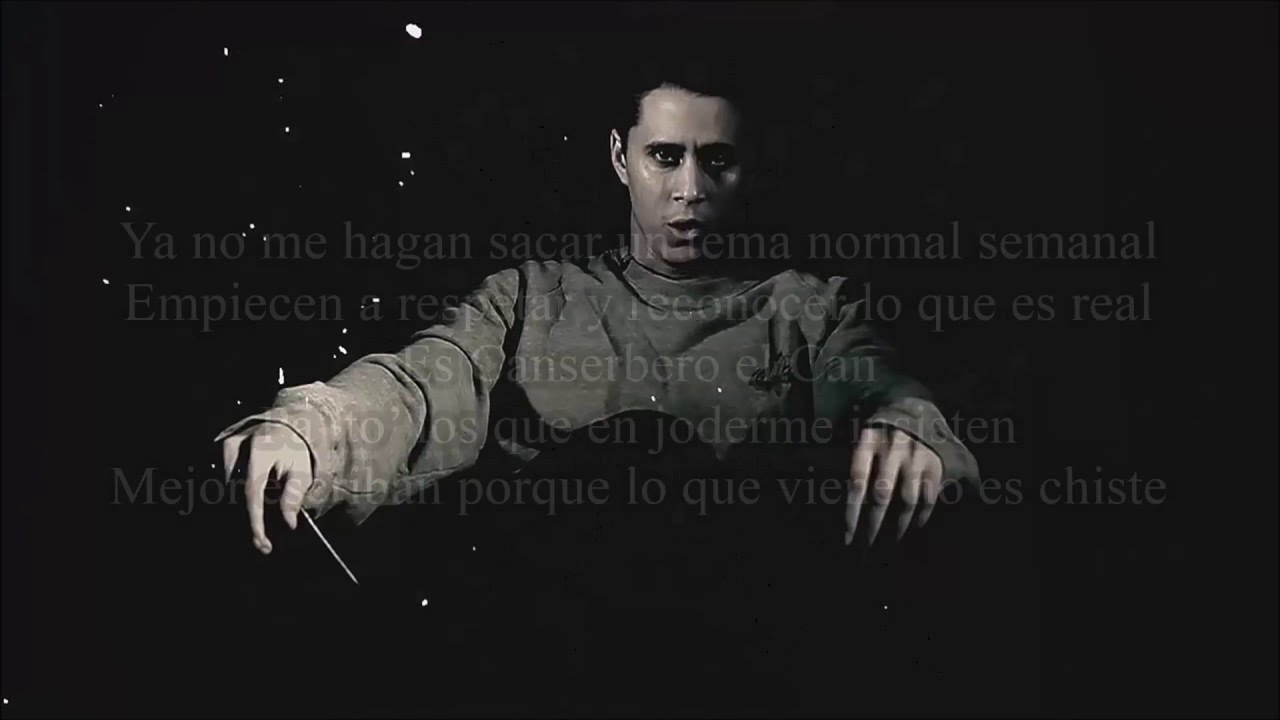 Canserbero - Advertencia (con Letra)
