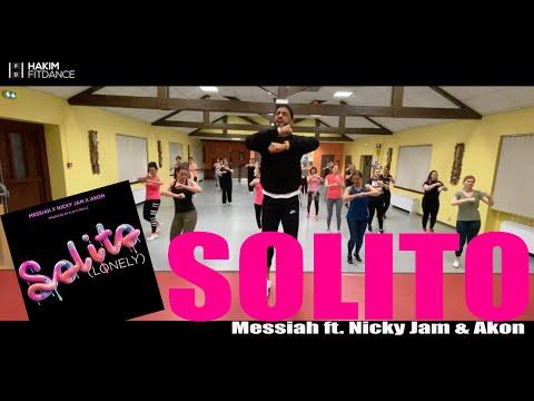 Hakim -  ♬♪ Solito (Lonely) 🎤 Messiah Ft. Nicky Jam & Akon
