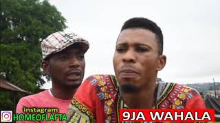 Nigeria ist (Homeoflafta)