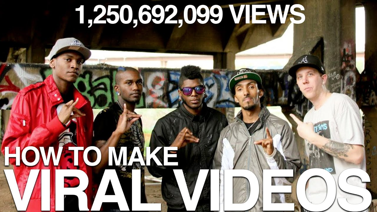 How To Make A Viral Video?