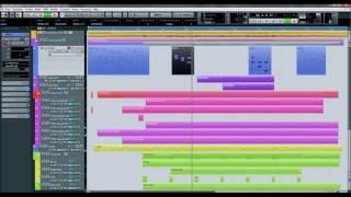 Ennio Morricone - Le Vent Le Cri (MIDI mock-up)