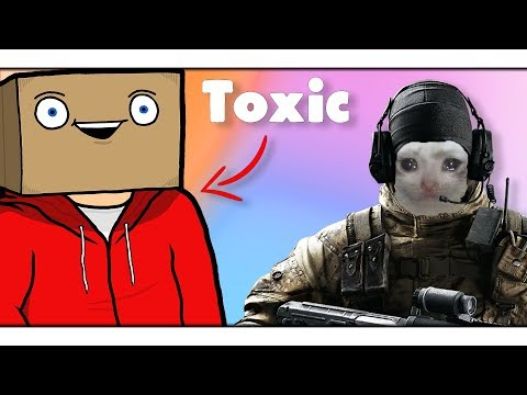When Rainbow 6 Siege Gets TOXIC - R6S Funny Moments