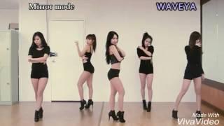 Танец кореянок под песню «Виагра — Кто ты мне?»