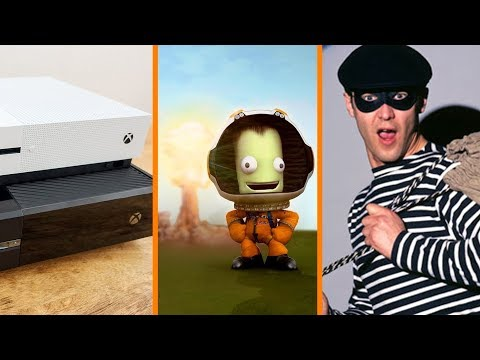 Xbox Bashes Exclusive DLC + Kerbel Space Review Bomb + AI Watching Porn - The Know