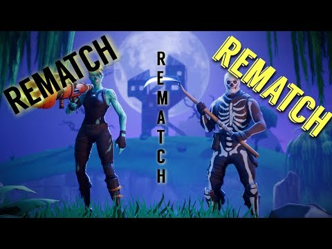 REMATCH! 1V1 AGAINST MINDOFREZ! INSANE BUILD OFF UNEXPECTED ENDING! WOW!