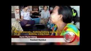 Download Video Jual Beli Rambut -- Bisnis Baru di Burma MP3 3GP MP4