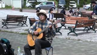 Mr. Takashi Hamada, Ragtime Guitarist