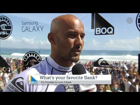 Fred Patacchia: What's Your Favourite Bank?