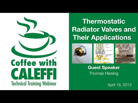 Thermostatic Radiator Valves and Their Applications