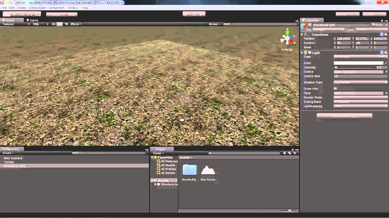 Videtutorial Unity 3D + DOWNLOAD FULL VERSION [ITA][HD][Introduzione,  interfaccia e molto altro]