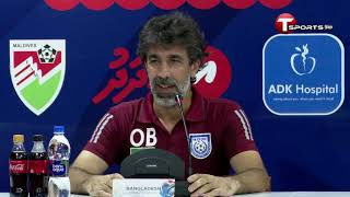 রেফারিংকেই দুষছে বাংলাদেশ   T Sports