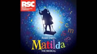 Matilda the musical London Original Cast recording