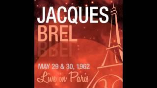 """La """"vache"""" à mille temps - Jacques Brel Live-in-paris"""
