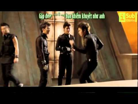 [Vietsub] Let me be the one - SS501