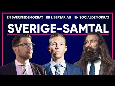 S#03 - Jimmie Åkesson & Jan Emanuel: Sverige-samtal