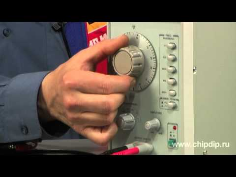 Low Frequency Signal Generator GAG-810