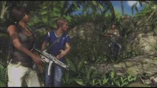 Far Cry 3 (360) - Splitscreen Co-op