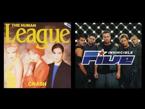 The Human League vs. Five - Human