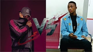 YomiBlaze VS Picazo Rhap! WHO IS THE BEST?