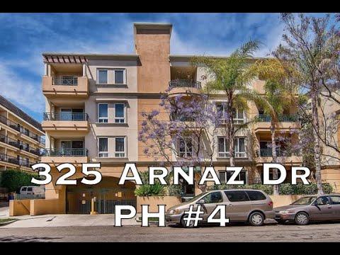 325 Arnaz Dr Ph #4, Los Angeles CA 90048