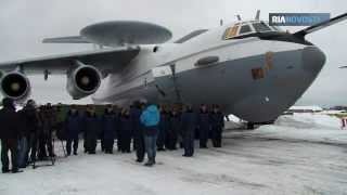 The Secrets of a Russian Reconnaissance Plane