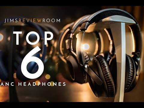ee821642788 Top 6 BEST ACTIVE Noise Cancelling Headphones - 2018 - YouTube