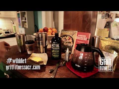 How to make Fatty Coffee - Wild Diet Style