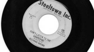RICHARD BROWN - SWEET & KIND / DON