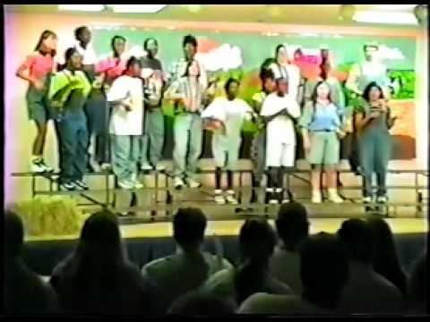 West Hoke Middle School Chorus 1997