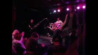 Spear of Destiny - Undertow (The Well, Leeds - 27th November 2012)