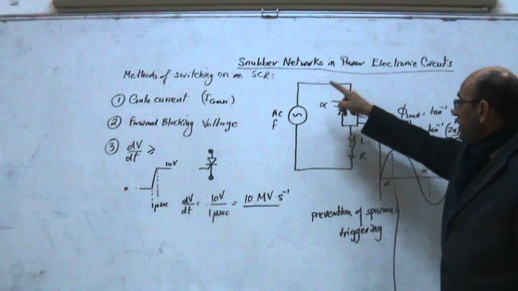 Why Do We Need Snubber Networks in Power Electronic Circuits 81
