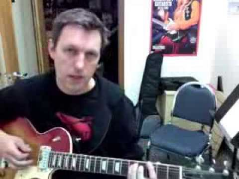 Santa Monica Guitar Lesson - Learn to play!