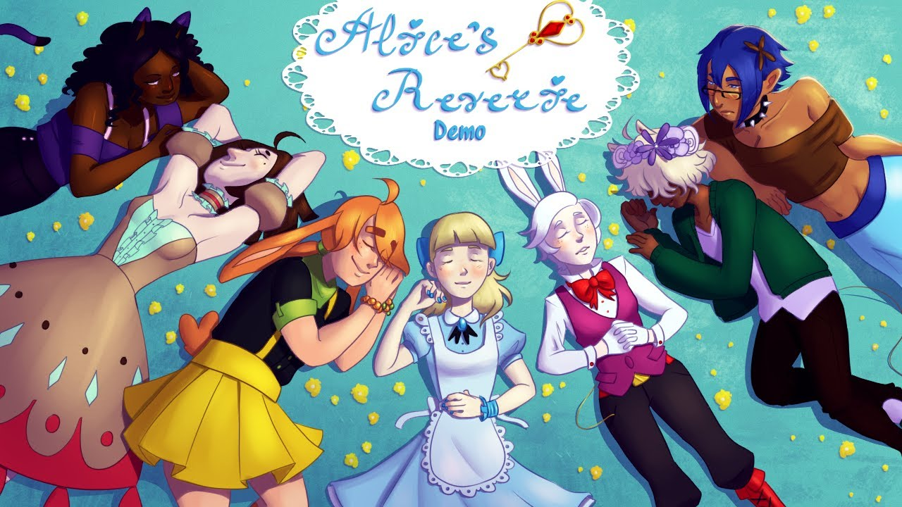 Alice's Reverie: Demo Ver by red&pink games