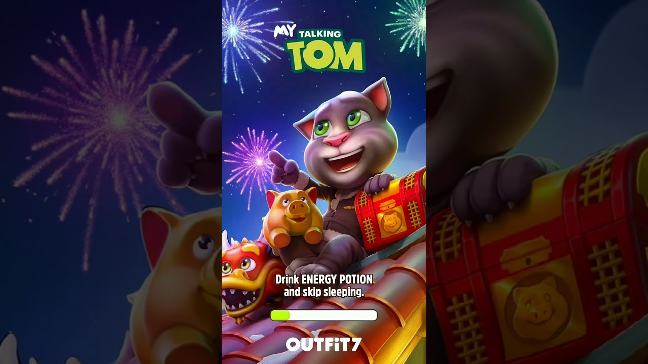 My talking tom mod apk unlimited coins and diamonds 💯 free
